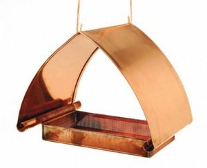 Copper Fly Thru Feeder