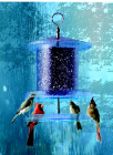 All Weather Hopper Bird Feeder