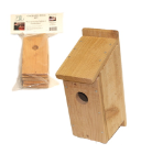 wood birdhouse kits