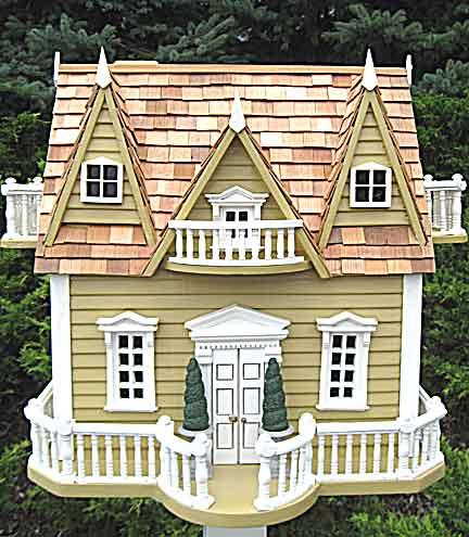 Wood Birdhouses