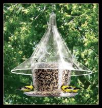 Sky Cafe Squirrel Proof Bird Feeder