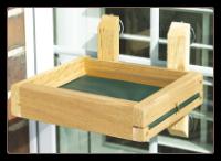 verstile platform window bird feeders