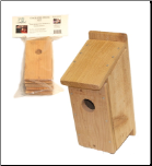 Cedar Chickadee Birdhouse kit