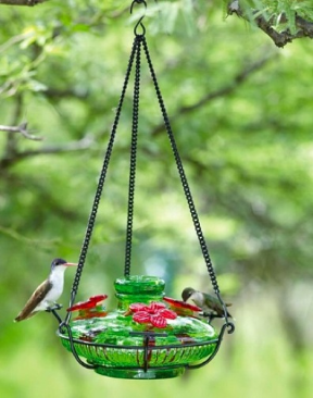 Top-Fill Hummingbird Feeders will bot leak