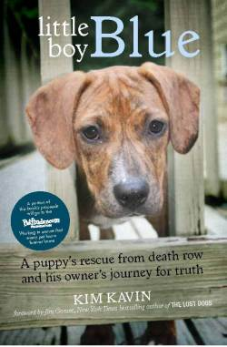 A Puppy's Rescue from Death Row and his Owner's Journey for Truth