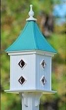 dovecote birdhouse