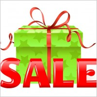 vector_green_gift_box_with_red_ribbon_for_sale_267370