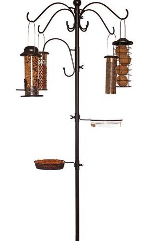 bird feeder bracket