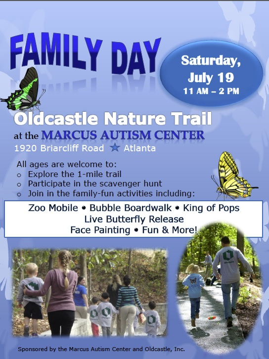 Family Day Oldcastle Nature Trail