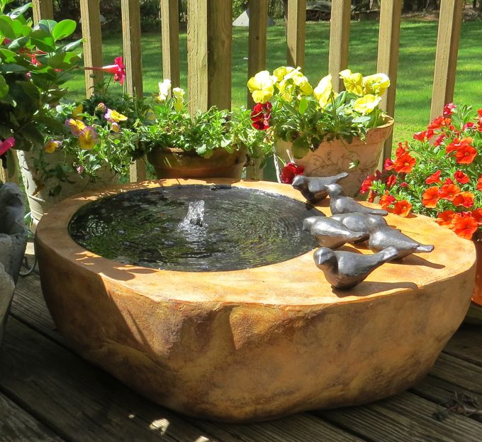 birdbath-with-bubbler