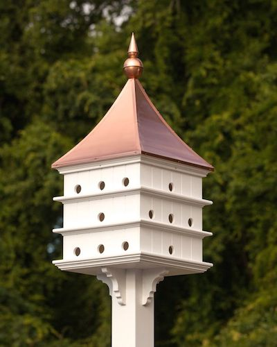 large-copper-roof-birdhouses