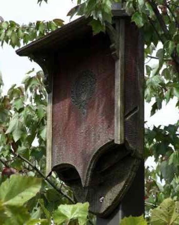 cathedral bat house