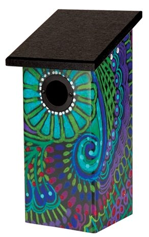 New Blue bird Houses for Spring 2017