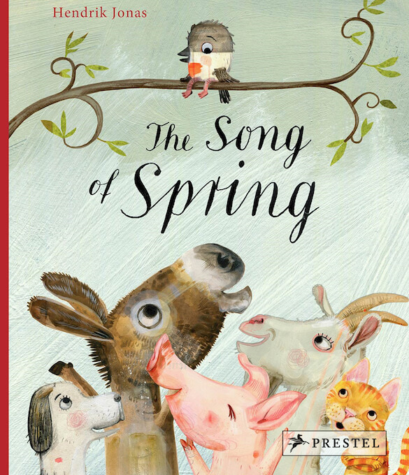 The Song of Spring- New Children's Book