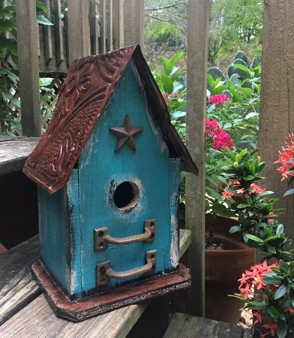 Clean and Repair Birdhouses in Fall